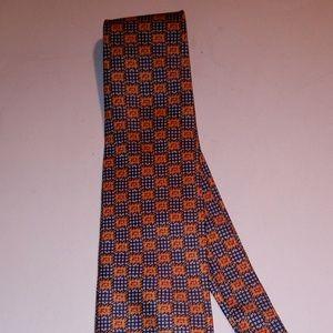 "Jonathan Rogers Handmade 100% Silk Men's Tie 64"" L"